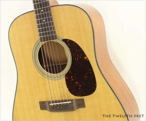 Martin D18 Custom Shop Natural, 2010 - The Twelfth Fret