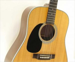 ❌SOLD❌  Martin D28L Left Handed Dreadnought, 2007