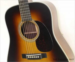 Martin D28 Marquis 1935 Style Sunburst, 2014 - The Twelfth Fret
