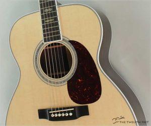 Martin J-40 Jumbo Steel String Acoustic Guitar - The Twelfth Fret