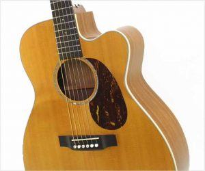 ❌SOLD❌ Martin JC16RE Aura Jumbo Cutaway Steel String, 2007