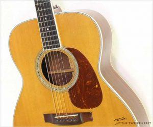 ❌SOLD❌ Martin M38 Steel String Guitar Natural, 1977