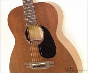 Martin 00-15M Steel String Guitar Satin - The Twelfth Fret