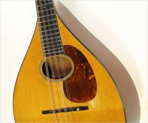 Martin Style A Mandolin Natural, 1936 - The Twelfth Fret