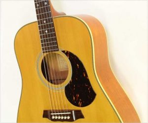 Maton FG100 Steel String Guitar, 1986 - The Twelfth Fret