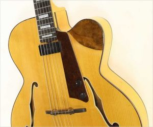 ⚌Reduced‼ Matthew Woodall Archtop Guitar, 1999