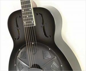 Michael Messer Blues 14-Fret Resophonic Guitar 2020 - The Twelfth Fret