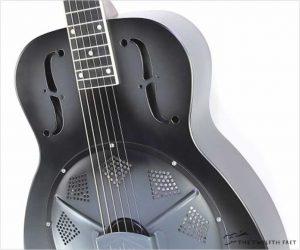 Michael Messer Blues 14 Resophonic Guitar