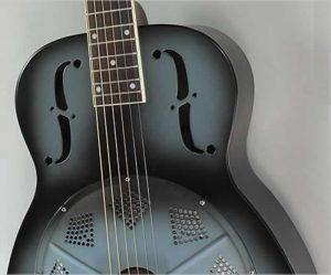 Michael Messer Blues Resophonic Guitars - The Twelfth Fret