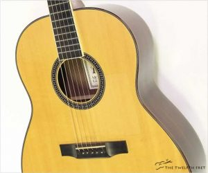 Morgan Concert Steel String Acoustic Natural, 1995