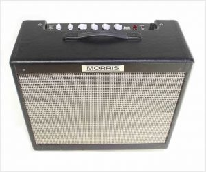 ⚌Reduced‼  Morris Mini Muscle 20 1x12 Combo Amp, 2005
