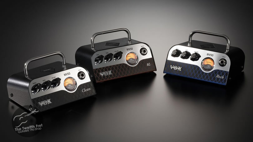 The Evolution of The Guitar Amplifier Continues - The Twelfth Fret