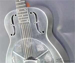 National NRP Steel 14Fret Rubbed Nickel Finish