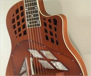 National Reso-Phonic M-1 Cutaway Tricone - The Twelfth Fret