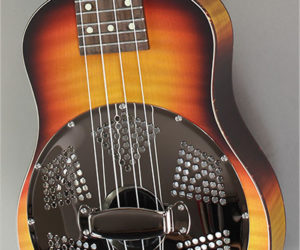 National Reso-Phonic Maple Concert Ukulele