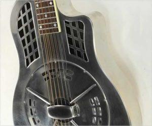 National Reso-Phonic ResoRocket Steel Guitar - The Twelfth Fret