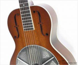 National ResoPhonic El Trovador Single Cone Guitar