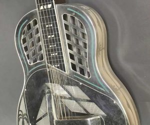 National Style 97 Squareneck Tricone Surfer Girl Resophonic, 1938 - The Twelfth Fret