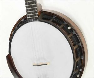 Nechville Midnight Phantom Custom 5 String Banjo