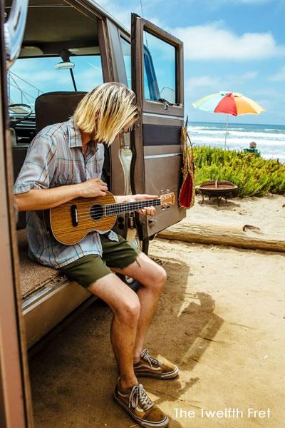 Fender New California Coast Series Ukuleles - The Twelfth Fret