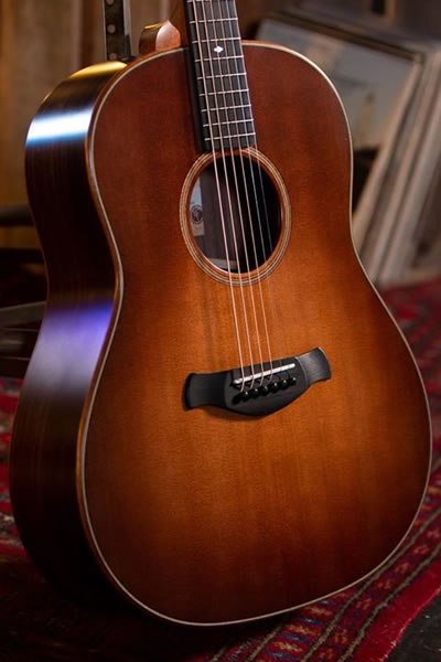 New in Taylor Guitars - The Twelfth Fret