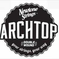 Newtone Archtop Double Wound Strings - The Twelfth Fret