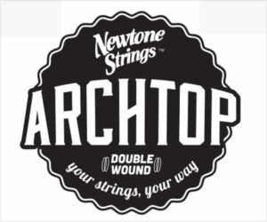 Newtone Archtop Double Wound Strings