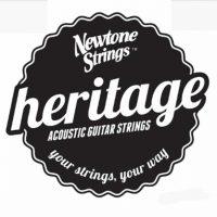 Newtone Heritage Acoustic Guitar Strings - The Twelfth Fret