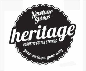 Newtone Heritage Acoustic Guitar Strings