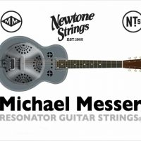 Newtone Michael Messer Resonator Guitar Strings - The Twelfth Fret