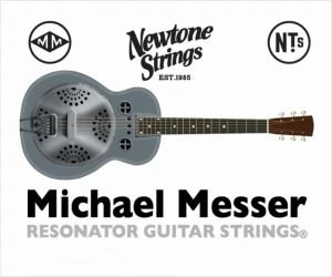 Newtone Michael Messer Resonator Guitar Strings