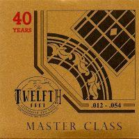 Newtone Master Class Custom Gauge Twelfth Fret 40th Anniversary Signature Edition