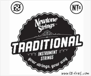 Newtone Traditional Strings Mandolin Loop End