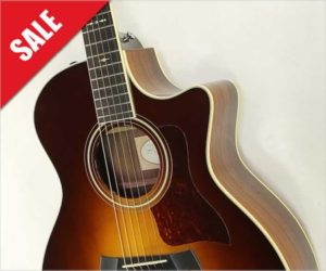 ‼Off The MAP Sale‼ Taylor 714ce Grand Auditorium Steel String Guitar, 2012