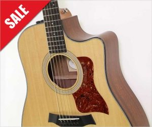 ⭐️Off THE MAP SALE⭐️ Taylor 310ce Cutaway Steel String Guitar, 2013