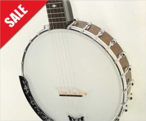 ❗️SPECIALS Open-Back Banjo Winter Specials!