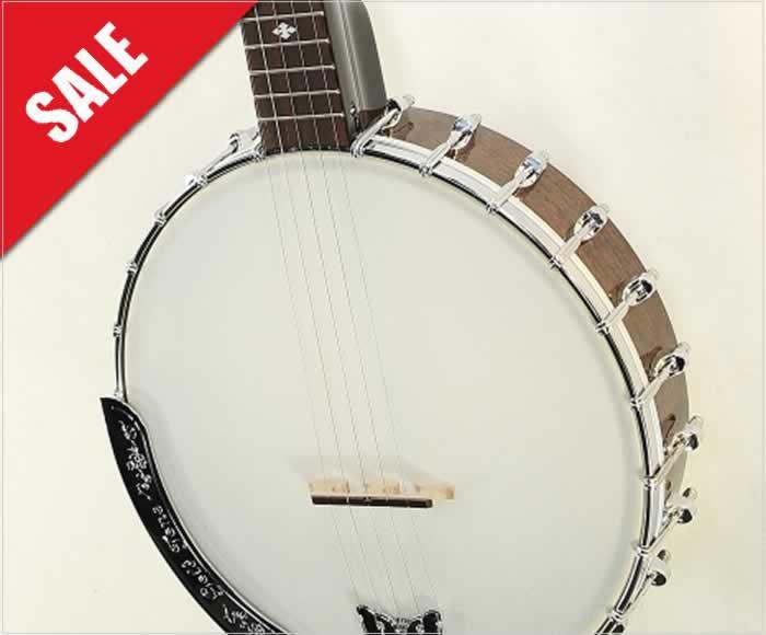 Openback Banjo Winter SALE! - The Twelfth Fret