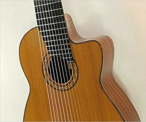 Oskar Graf 10 String Classical Guitar 2006