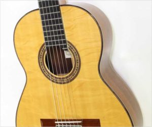 ❌SOLD❌ Oskar Graf Classical Guitar Indian Rosewood, 2005