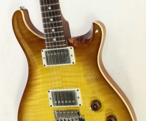 PRS DGT David Grissom Trem Honeyburst, 2013 - The Twelfth Fret