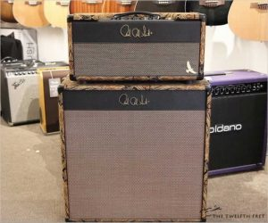 ⚌Reduced‼ PRS 25th Anniversary HB Proto Amp and Cabinet Paisley, 2010