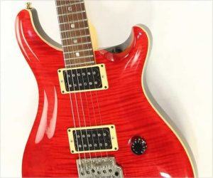 PRS CE 22 Maple Top Translucent Red Flame, 2004