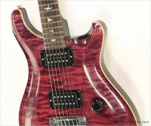 PRS Custom 22 10 Top Black Cherry, 1994