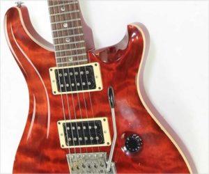 PRS Custom 24 Translucent Red,  2003