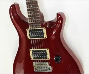 ❌SOLD❌ PRS Standard 24, Trans Red 1995