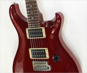 PRS Standard 24, Trans Red 1995