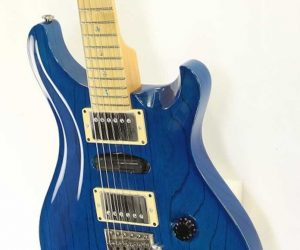 ‼️Reduced‼️ PRS Swamp Ash Special Trans Whale Blue, 2006
