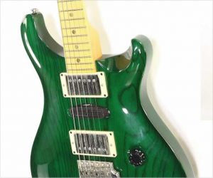 ❌SOLD❌   PRS Swamp Ash Special Translucent Forest Green, 2003