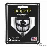 Paige 5-String Banjo Capo - Twelfth Fret