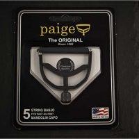 Paige 5-String Banjo Capo / Mandolin Capo - The Twelfth Fret